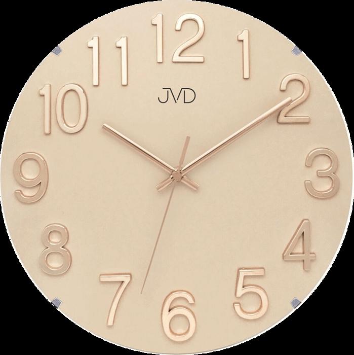 Nástěnné hodiny JVD HT98.3 166085 Hodinářství