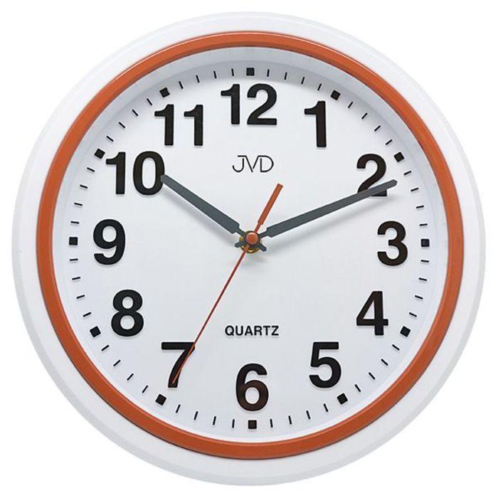 Nástěnné hodiny JVD quartz HA41.4 166206 Hodinářství