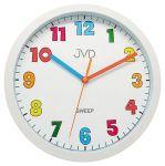 Nástěnné hodiny JVD sweep HA46.3 166173