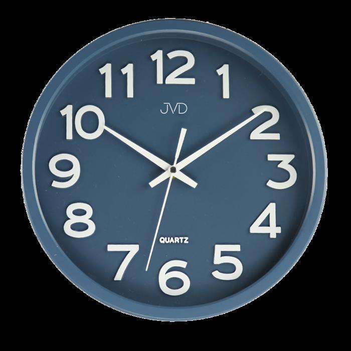 Hodiny JVD modré HX2413.1 166681
