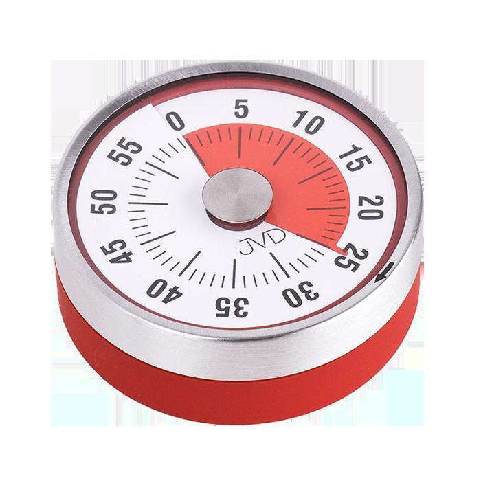Mechanické kuchyňské minutky JVD DM77.2 166765 Hodiny