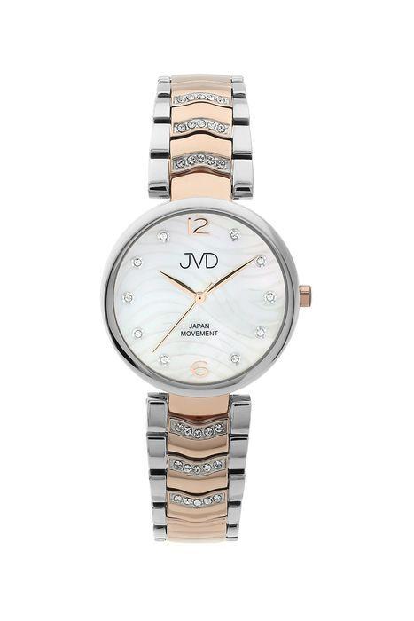 Hodiny na zeď Náramkové hodinky JVD JC650.3 166832 Designové hodiny