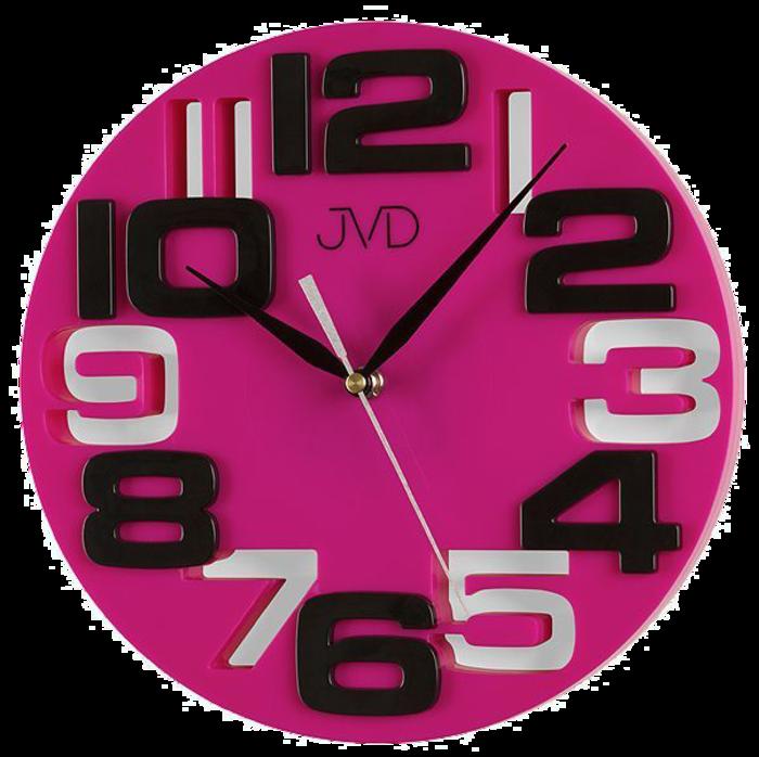 Nástěnné hodiny JVD H107.5 166769 Hodiny