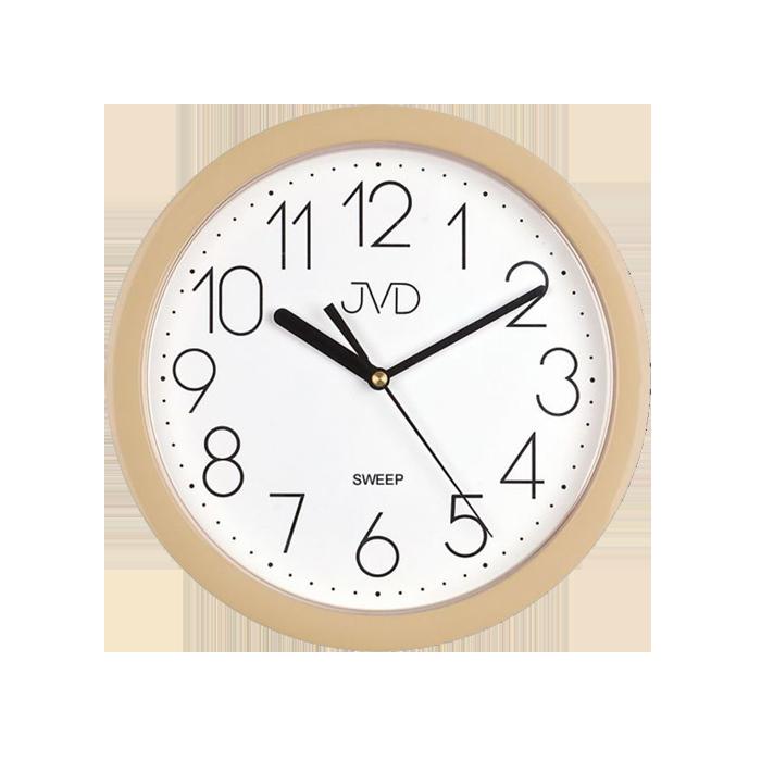 Nástěnné hodiny JVD sweep HP612.15 166785