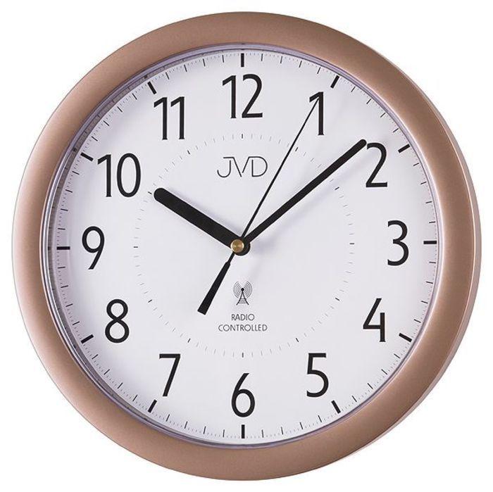 Rádiem řízené hodiny JVD RH612.10 166768 Hodiny