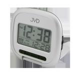 Budík do sítě JVD met.stříbrná SB887.2 167029 Hodiny