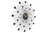 Designové nástěnné hodiny 4859BK Karlsson 50cm 166896 Hodiny