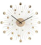 Designové nástěnné hodiny 4859GD Karlsson 50cm 166897 Hodiny
