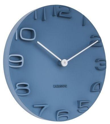 Designové nástěnné hodiny 5311BL Karlsson 42cm 167257 Hodiny