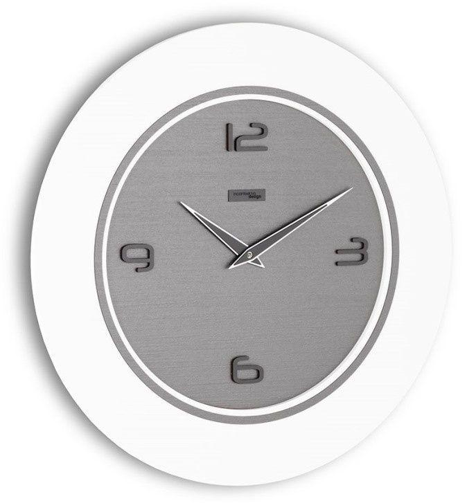 Designové nástěnné hodiny I040GR IncantesimoDesign 39cm 167140 Hodiny