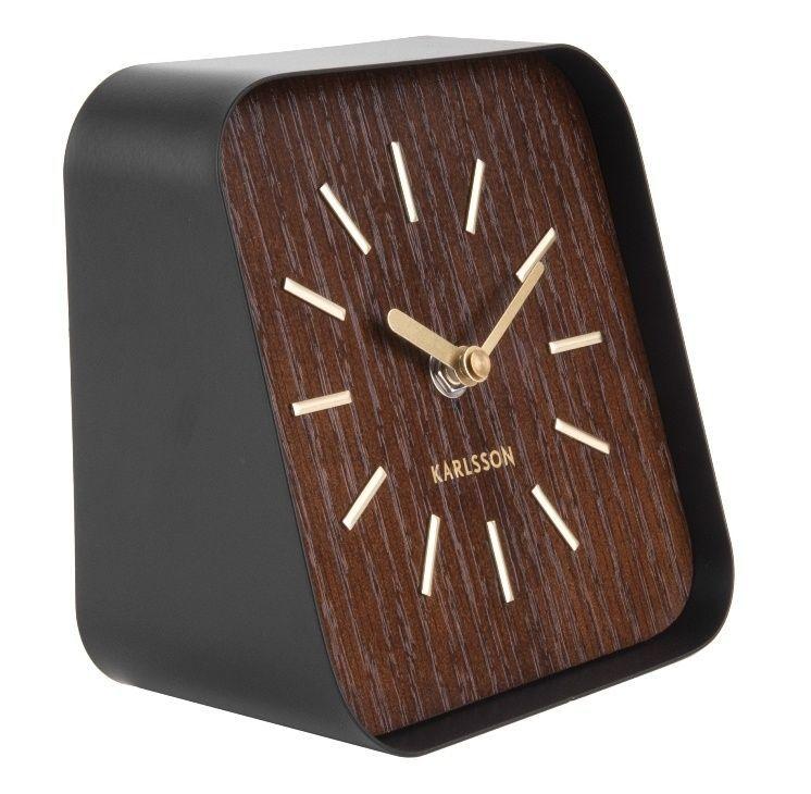 Designové stolní hodiny KA5718DW Karlsson 15cm 166878 Hodinářství