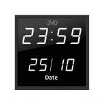 Digitalní hodiny hranaté JVD  Led DH41.2 167198