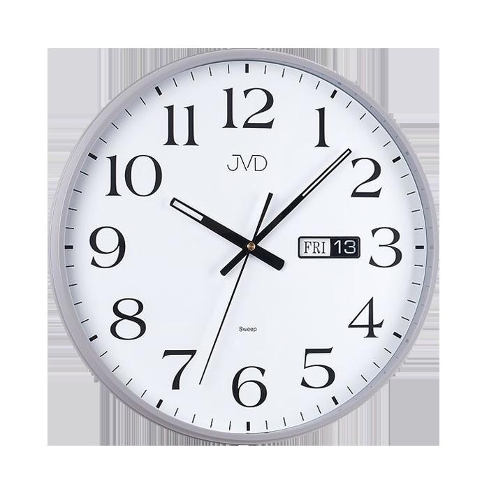 Nástěnné hodiny JVD sweep HP671.2 167020