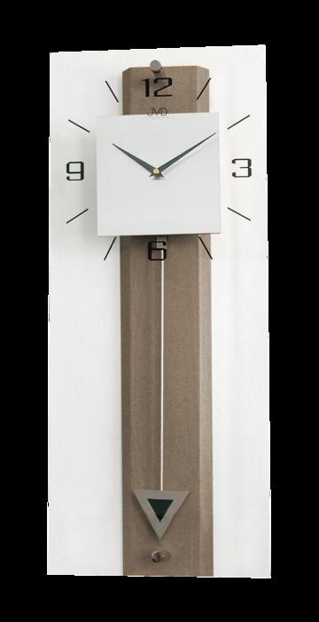 Nástěnné kyvadlové hodiny JVD Sweep NS2233/78 166933 Hodiny