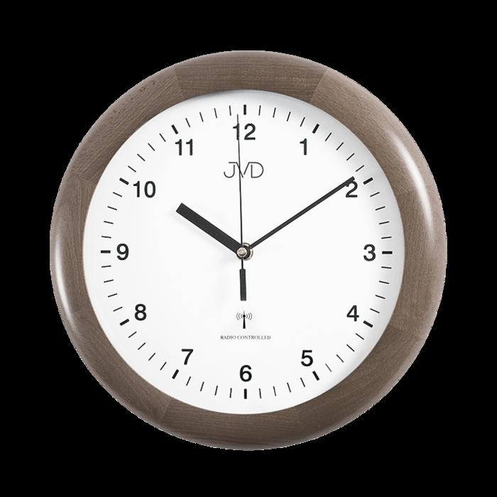 Rádiem řízené hodiny JVD RH2341/78 166930 Hodinářství