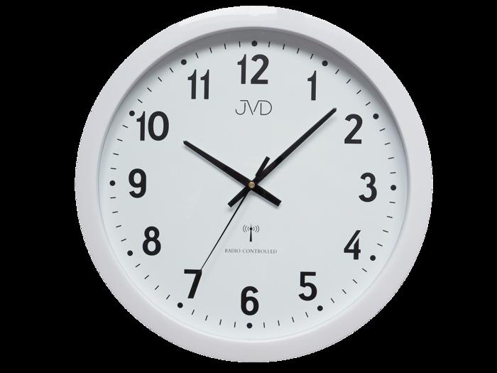 Rádiem řízené hodiny JVD RH652 167250 Hodiny