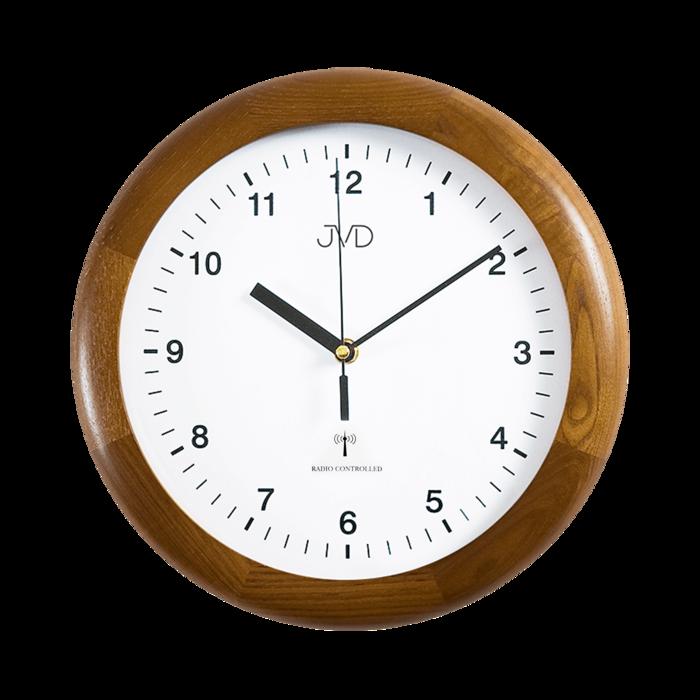 rádiem řízené hodiny