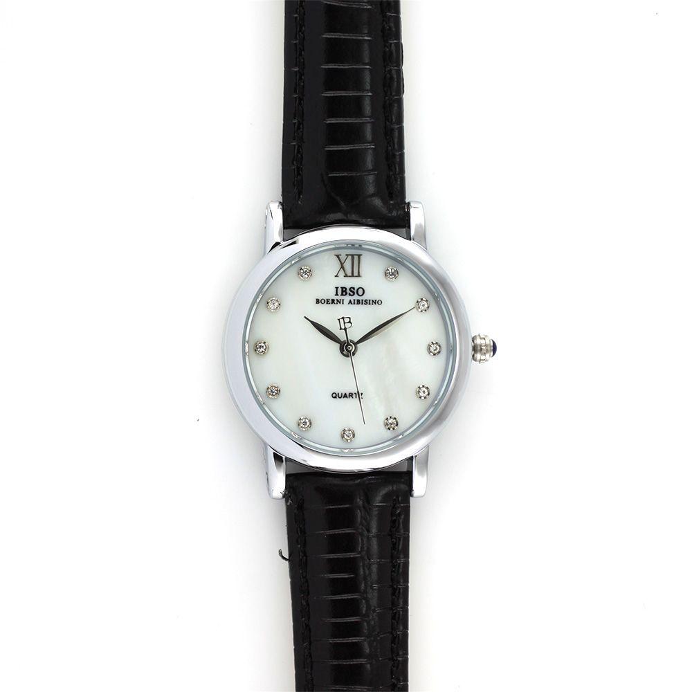 Hodiny na zeď Barevné dámské hodinky s kamínky..089 167400 Designové hodiny