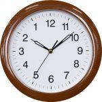 Nástěnné hodiny se zpětným chodem v jednoduchém designu.09 167302