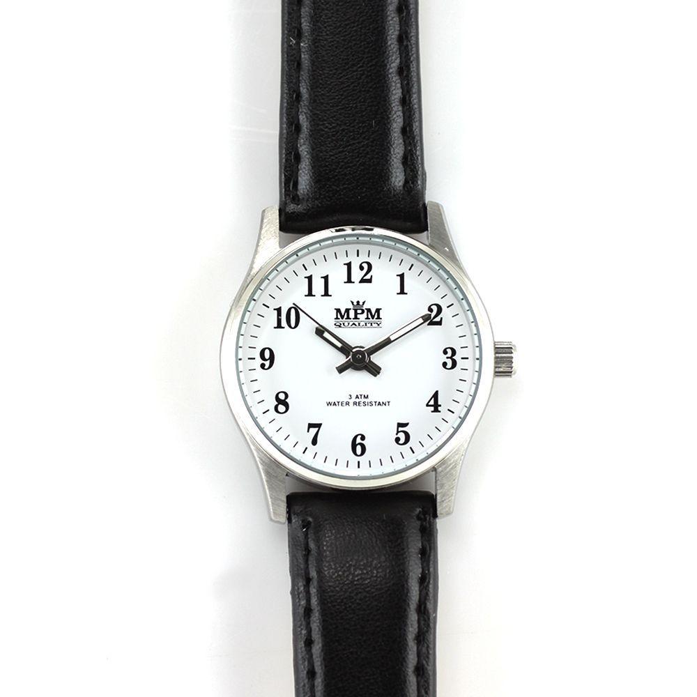 81432fa6e4 Dámské hodinky s černým koženým páskem..0325 167655 A.Q00A0090B9090.1412