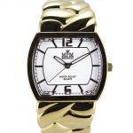 Pevné náramkové hodinky na klip. Hodinky mají tvarované sklíčko..0212 167540