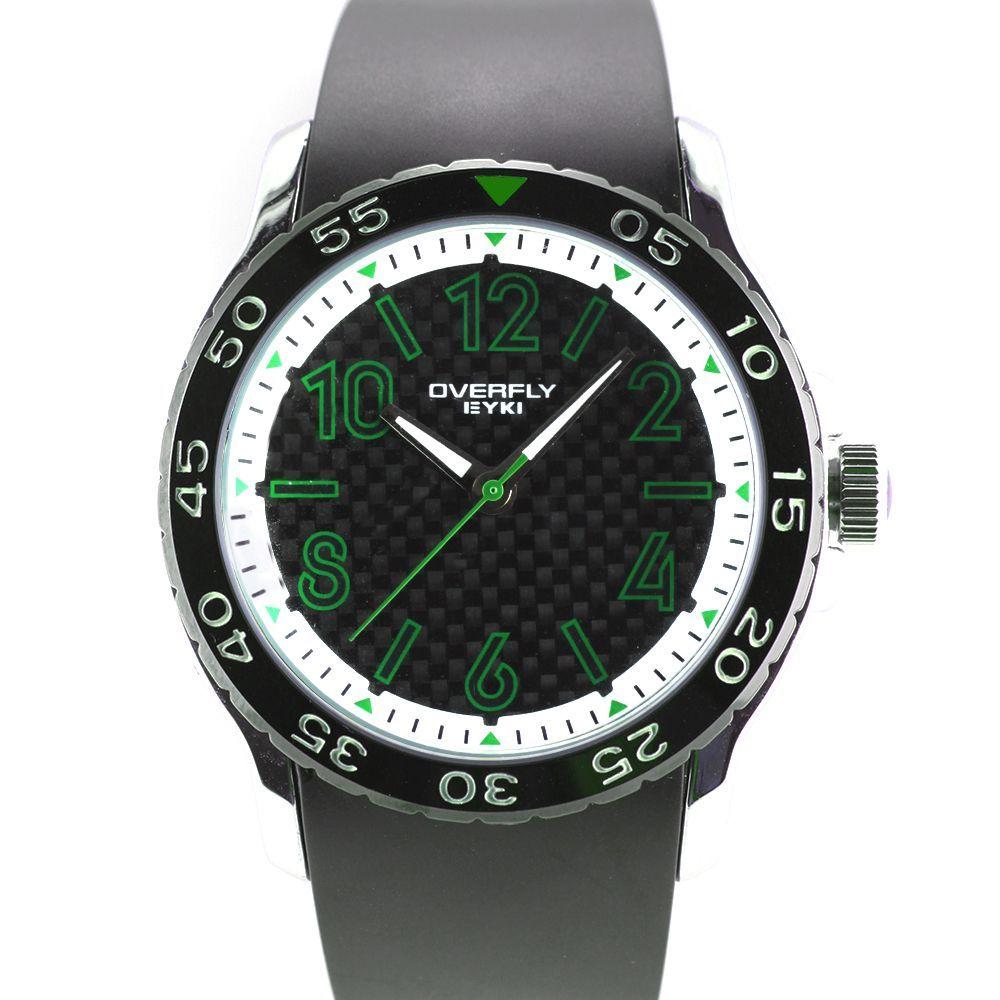 Sportovní hodinky se silikonovým řemínkem..0276 167606 A.Q00I9040C90