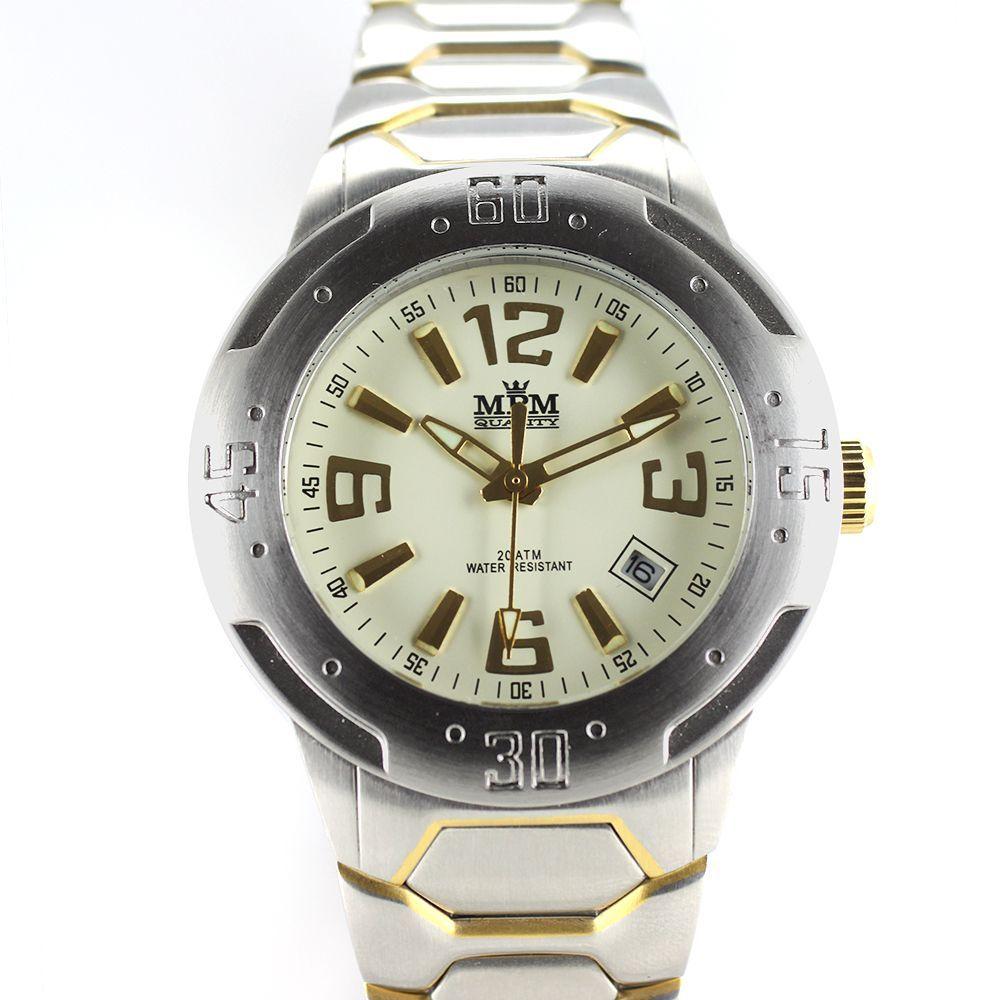 Sportovní pánské hodinky s datem..0299 167631