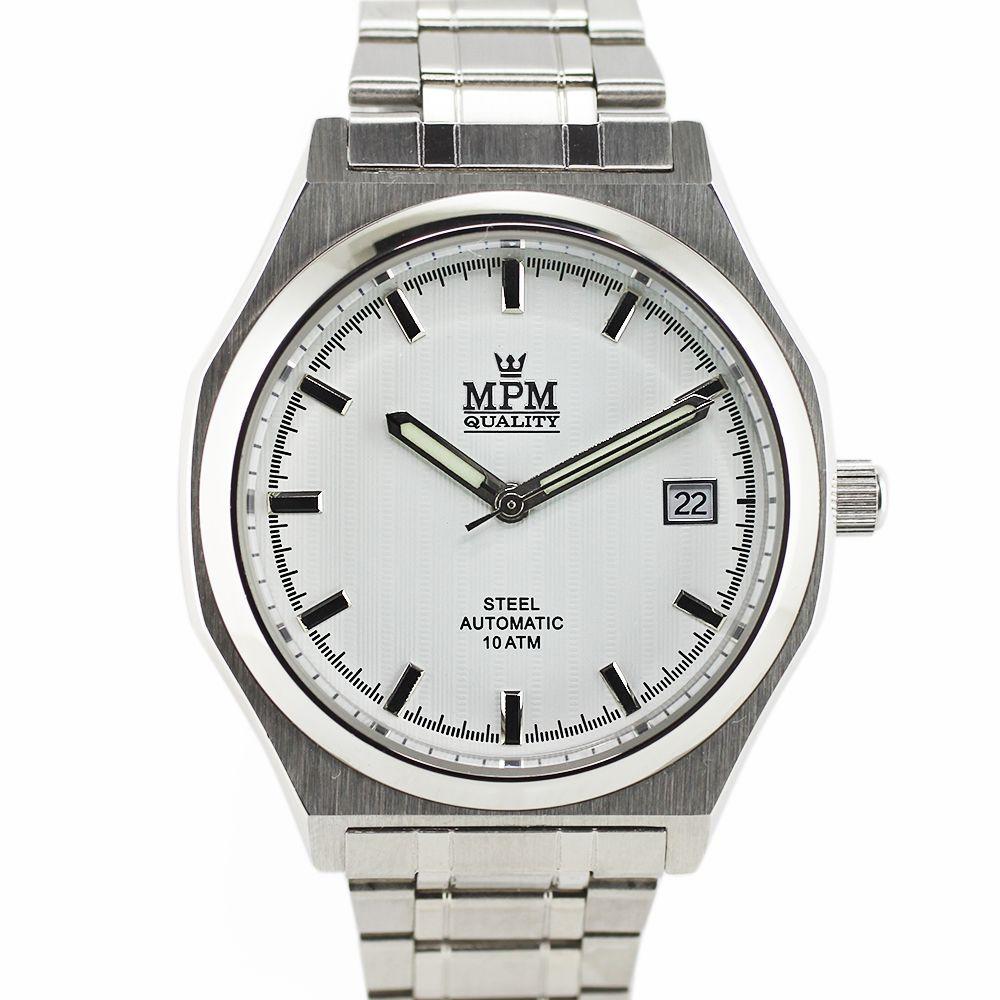 Stylové pánské hodinky s datem a reliéfním číselníkem..0291 167622  A.M0111A00A7172 35baf3e617