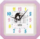 Hodiny na zeď Dětské plastové nástěnné hodiny s různými motivy..0541 167889 Designové hodiny