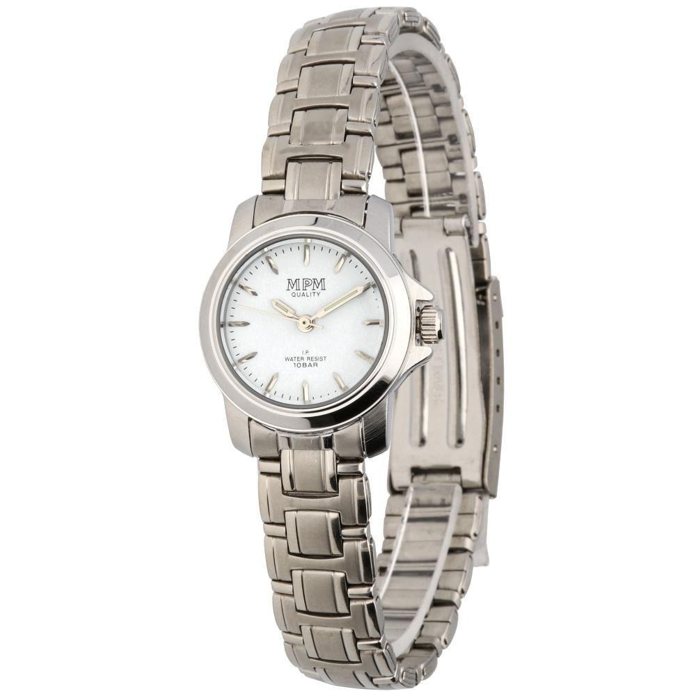 76ab0962973 Klasické dámské hodinky s ocelovým řemínkem..0577 167924