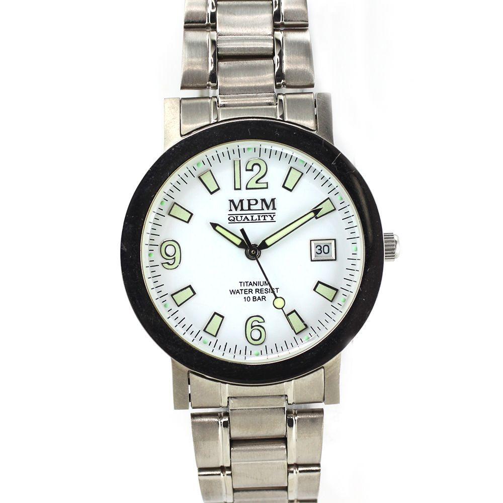 Pánské titanové sportovní hodinky s datumem.0415 167751