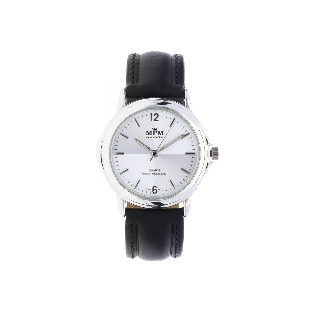 c9bcef56d8b Pánské quartz hodinky s koženým řemínkem..0966 168345 A.Q00A0070B9090.1818