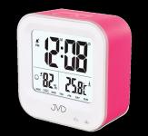 Budík svítící JVD SB9909.2 169113