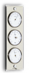 Designová nástěnná meteostanice I337M IncantensimoDesign 36cm 163647 IncantesimoDesign Hodiny