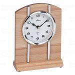 Designové stolní hodiny AT3135-30 Atlanta řízené signálem DCF 17cm 169865