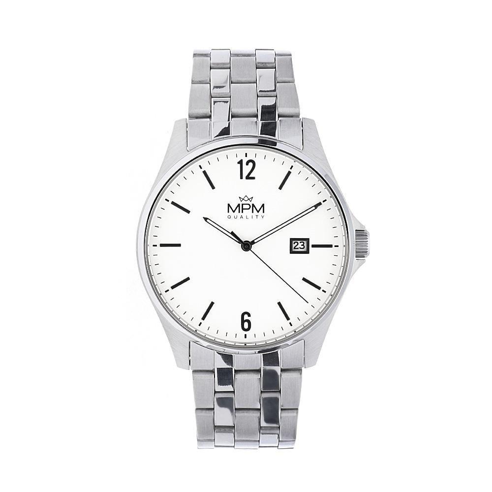 Pánské nerezové hodinky nbsp MPM. Klasický a nadčasový vzhled. nbsp .01362  169000 c3c17366e4