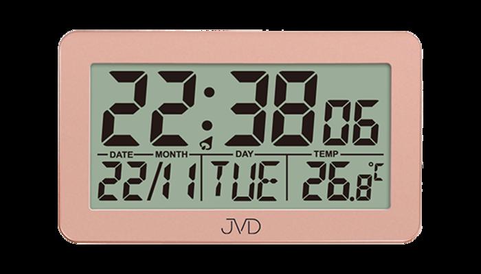 Rádiem řízený budík JVD RB8203.1 169145