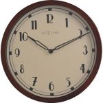 Designové nástěnné hodiny 3056 Nextime Royal 44cm 169206