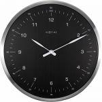 Designové nástěnné hodiny 3243zw Nextime 60 minutes 33cm 169466
