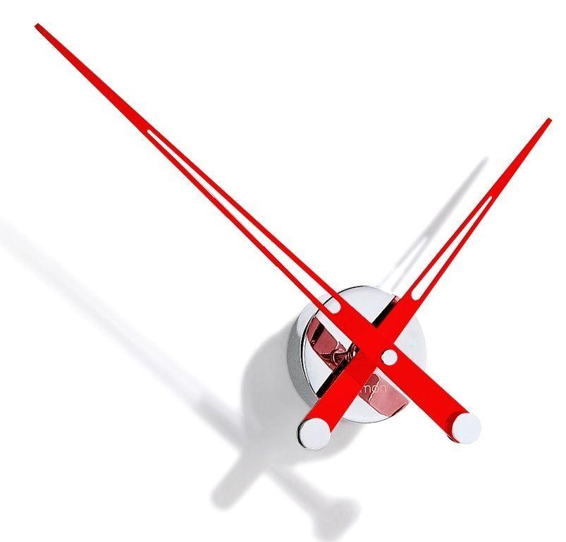 Designové nástěnné hodiny Nomon Axioma IN red 60cm 169220 Hodiny