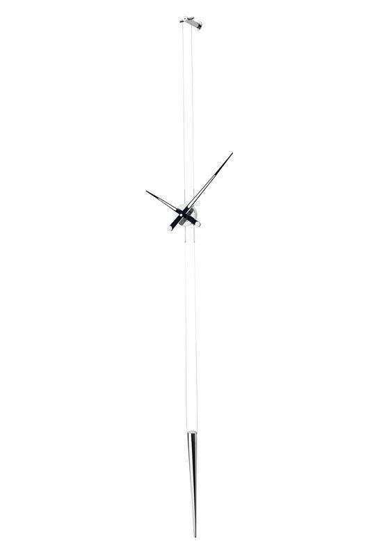 Designové nástěnné hodiny Nomon Pendulo black 169290 Hodiny