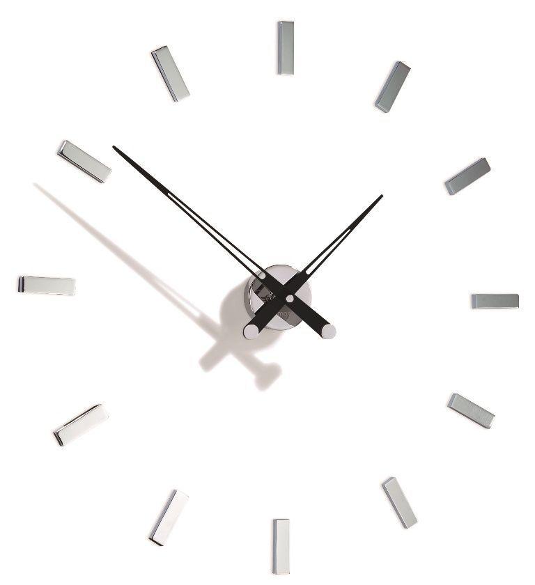 Designové nástěnné hodiny Nomon Tacon 12i black 73cm 169275 Hodiny