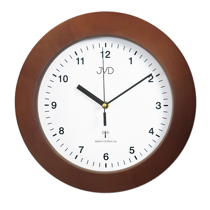 Rádiem řízené hodiny JVD RH2226/41 169445 Hodiny