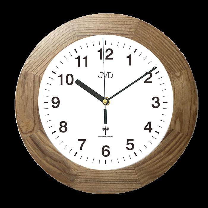 Rádiem řízené hodiny JVD RH2226/78 169446 Hodiny