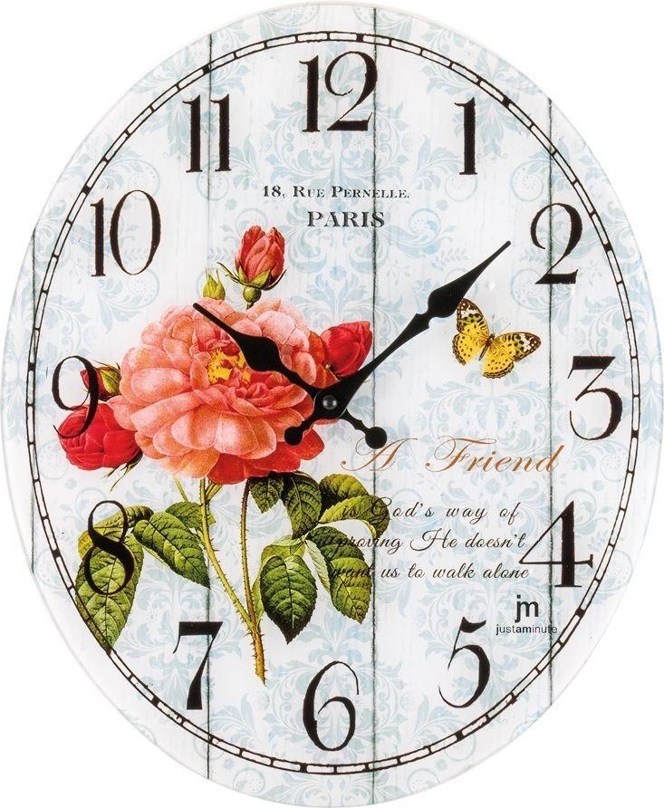 Designové nástěnné hodiny 14885 Lowell 39cm 169537 Lowell Italy Hodiny