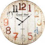 Designové nástěnné hodiny 21485 Lowell 60cm 169530