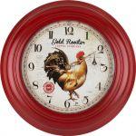 Designové nástěnné hodiny 21487 Lowell 31cm 169572