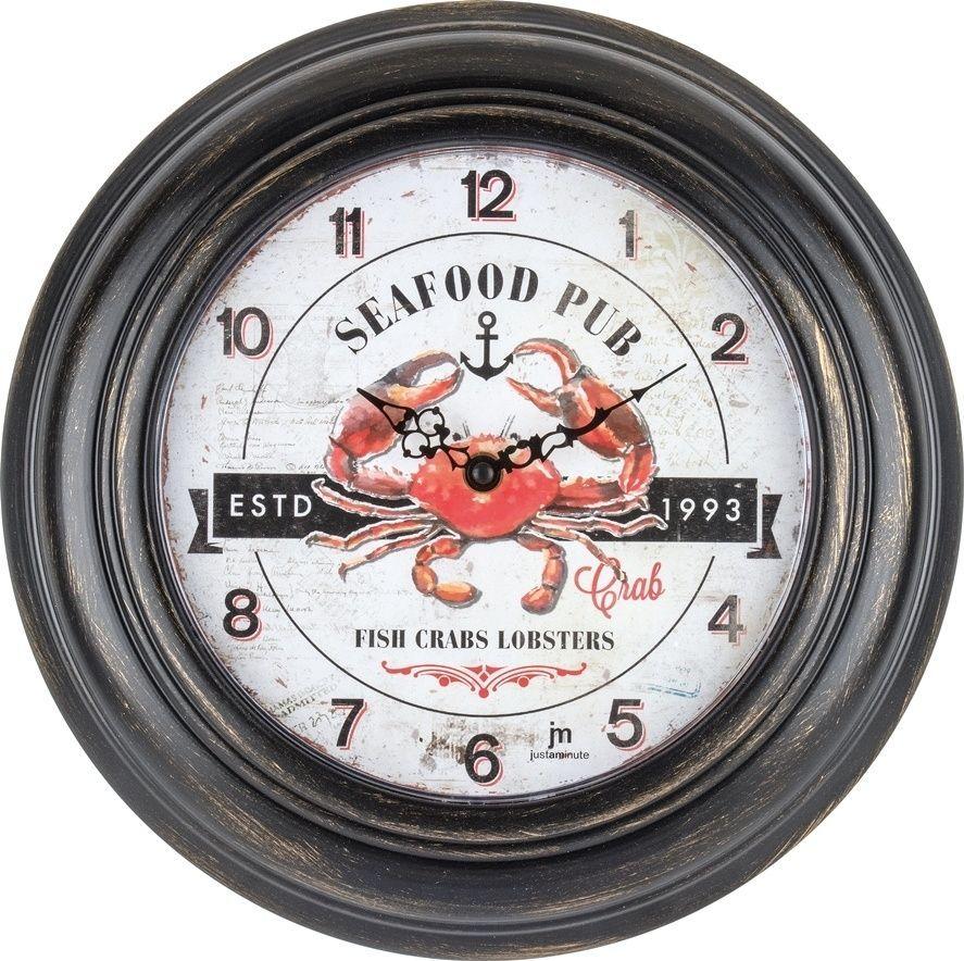 Designové nástěnné hodiny 21490 Lowell 31cm 169573 Lowell Italy Hodiny