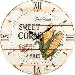 Designové nástěnné hodiny 21493 Lowell 34cm 169561