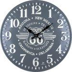 Designové nástěnné hodiny 21507 Lowell 40cm 169575